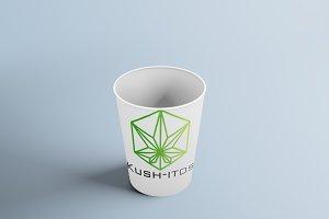 Kush-itos Logo Template