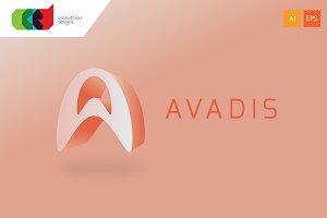 Avadis - Logo Template