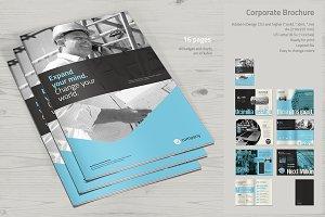 Corporate Brochure Vol. 6