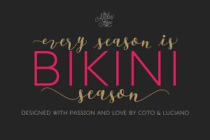 Bikini Season - 30% off