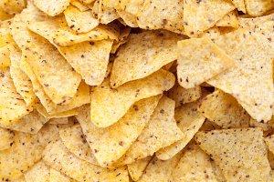tortilla nachos
