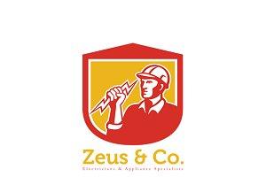 Zeus Electricians Logo