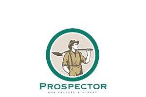 Prospector Ore Valuers Logo