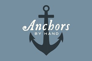 Anchors & Rope - 3 Pack