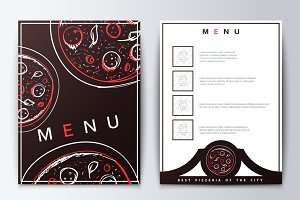 Restaurant menu or coffee.