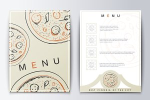 Design menu restaurant or coffee.