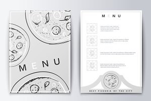 Design menu restaurant or coffee.