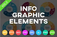 Infographic Elements Vol.5