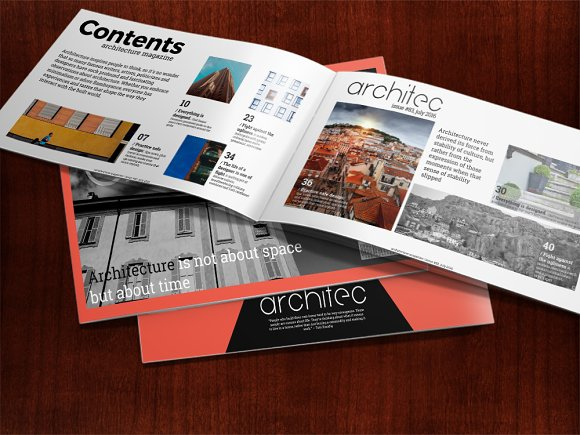 Architecture Presentation Template