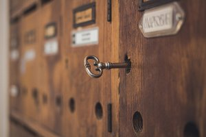 Vintage mailbox 2