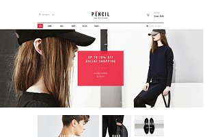 Pencil Shopify Theme