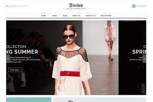Fitshop Shopify Theme