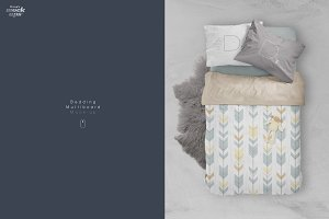 Bedding Multiboard Mockup