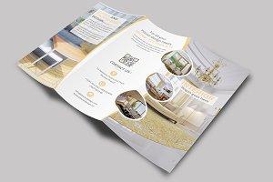 Classic Interior Trifold Brochure