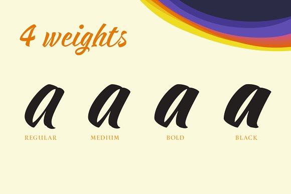 Respect in Script Fonts - product preview 1