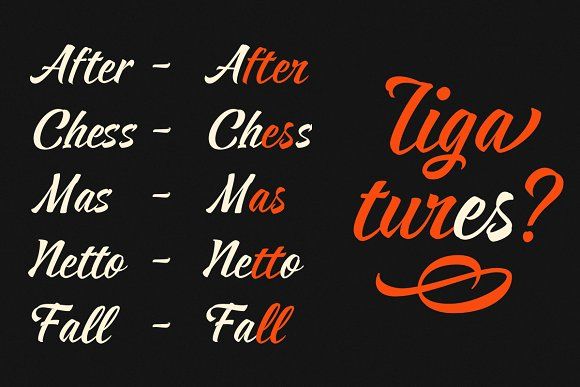 Respect in Script Fonts - product preview 4
