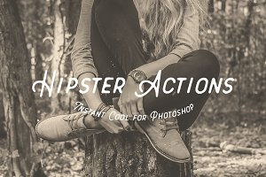 Hipster Tones - Insta Cool Actions