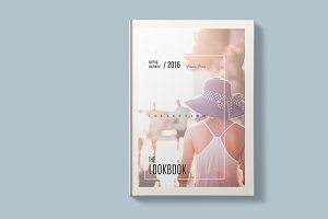 Multi-purpose  lookbook template
