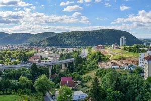Banska Bystrica panorama