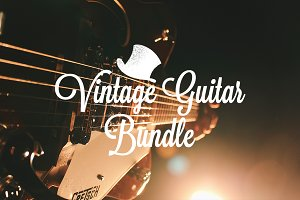 Vintage Guitar Bundle