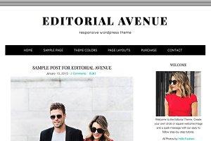 Editorial Avenue WordPress Theme