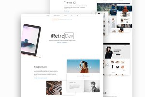 Orange -  Multipurpose HTML Template