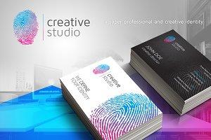 RW Creative Studio Identity