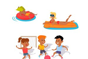 Summer Fun and Entertainments