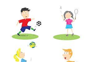 sport kids