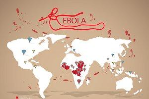 ebola virus infographic