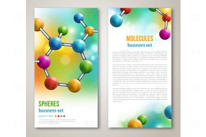 Molecules Banners