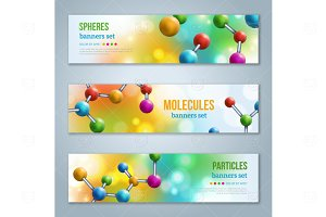 Molecule banners 2