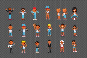 Characters Constructor