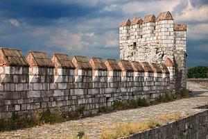Yedikule Castle Battlement