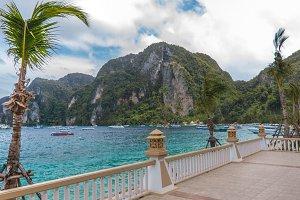 Phi-Phi island, Thailand.
