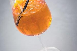 cocktail aperol spritz