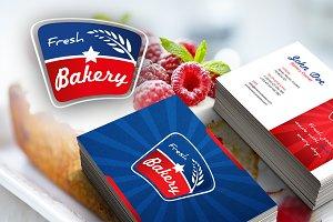 RW Modern Bakery Identity