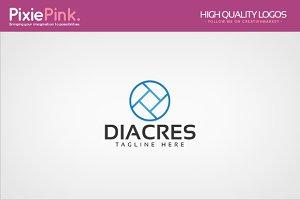 Diacres Logo Template