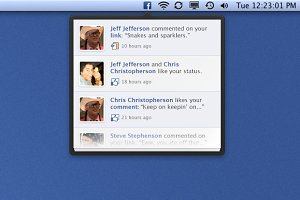 Facebook Notification UI