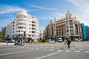 Architecture in San Sebastian