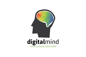 Digital Mind Logo Vol. 2