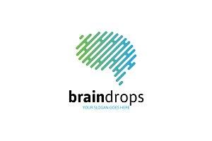 Brain Drops Logo
