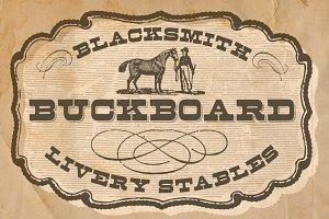 Buckboard Family