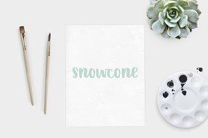 Snowcone