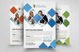 Business Finance Agency Flyer