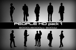 People HD pack 01