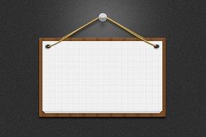 Message/ Notice Board