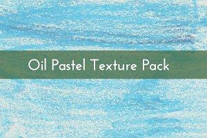 7 Oil Pastel Textures