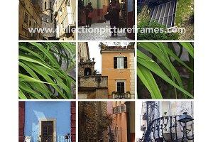 Italian Architecture Mosaic Bundle