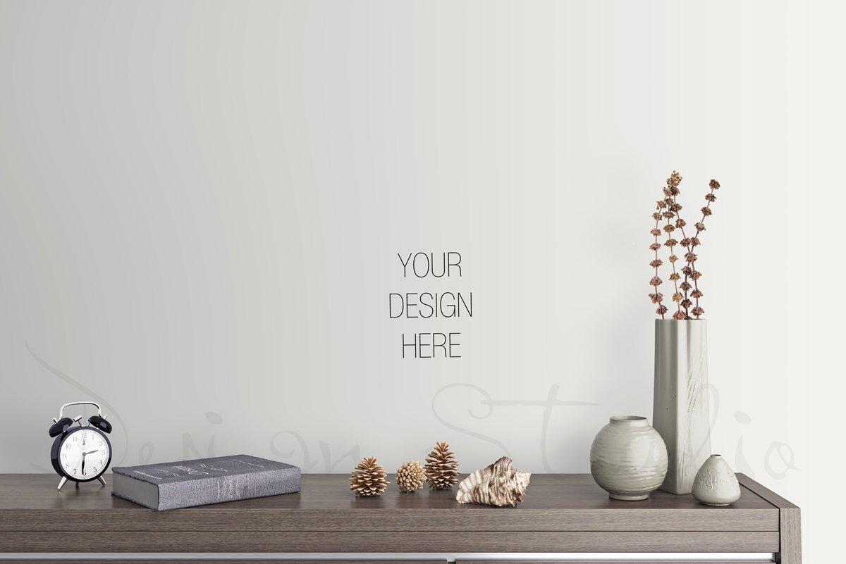 Interior Psd Living Room Photo Product Mockups